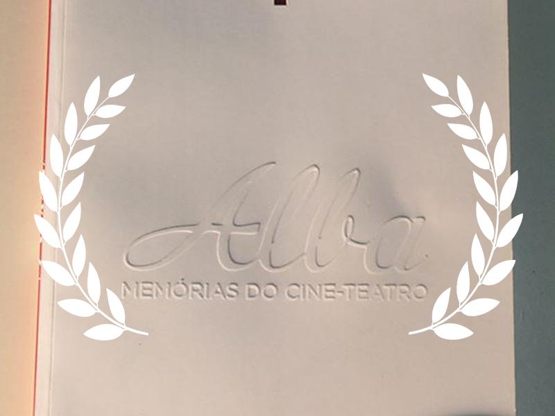 Alba, Memórias do Cineteatro conquista Menção Honrosa nos Prémios da Associação Portuguesa de Museologia (APOM)