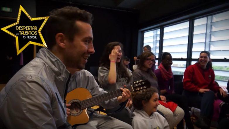 """Despertar Talentos """"O Musical"""" PUB"""