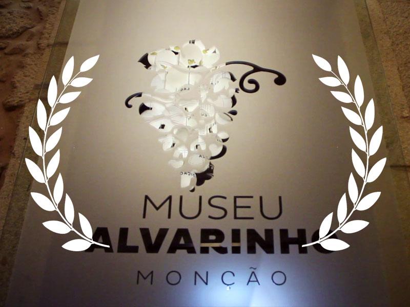 O Museu do Alvarinho de Monção ganha Prémio Prestígio da AMPV na categoria Museus do Vinho.