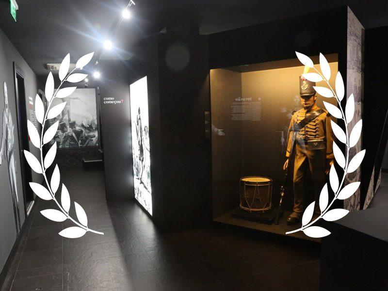 Centro de Interpretação da Batalha do Bussaco, vence Primeiro Prémio na Categoria de Filme de Divulgação nos Prémios da Associação Portuguesa de Museologia 2018
