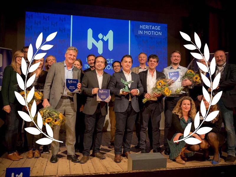 Museu PO.RO.S em Condeixa vence Best Achievement Award no concurso Heritage in Motion organizado pela European Museum Academy