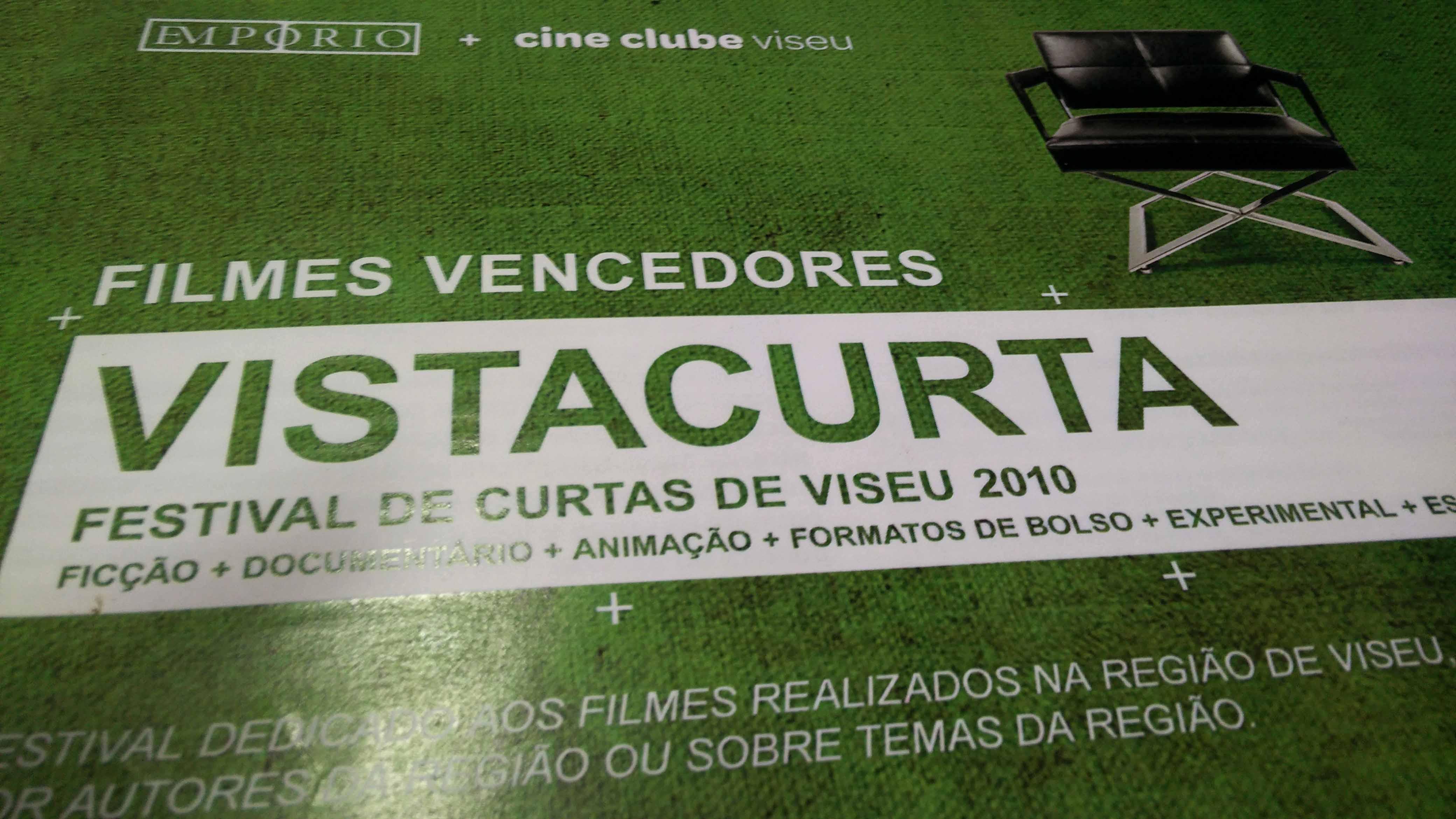 """Filme """"Elementos"""" vence prémio VISTACURTA 2010 (Festival de Curtas de Viseu)"""